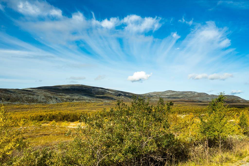 Die Farben Lapplands