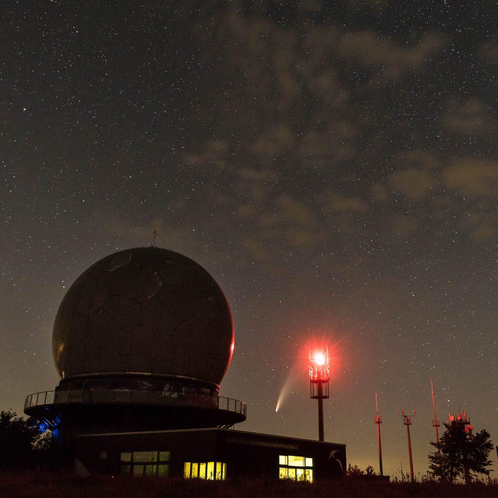 Komet Neowise Radom